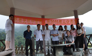 In 2015,management conghua tourism