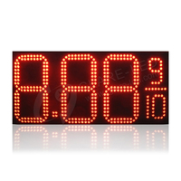 36inch 8.889/10 LED Gas Price sign