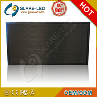 Single face LED Freestanding Cabinet Sreen