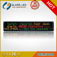 Indoor Multi-line LED Message Sign