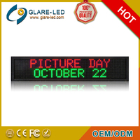 Outdoor Multi-line LED Message Signs